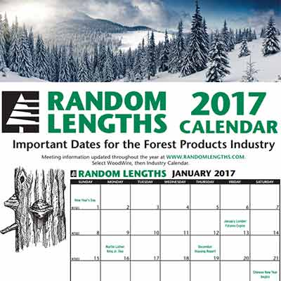 Бесплатный календарь на 2017 год