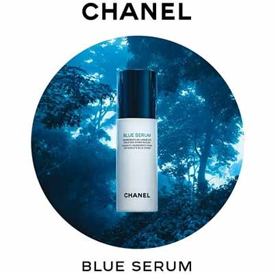 Пробник сыворотки Chanel Blue Serum