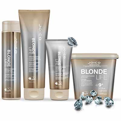 Комплект средств для волос Joico Blonde Life