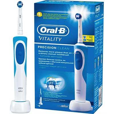 Акция Летуаль на электрическую зубную щетку Oral-B Vitality