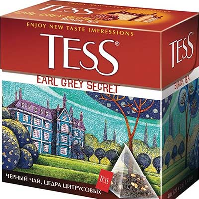 Чай Тесс