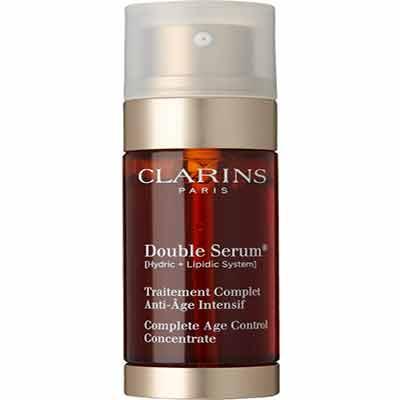 Бесплатный образец сыворотки для лица от компании Clarins