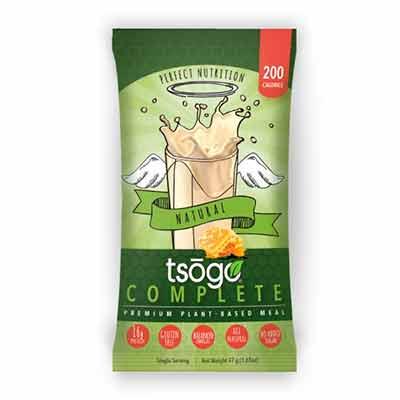Бесплатный протеин от Tsogo