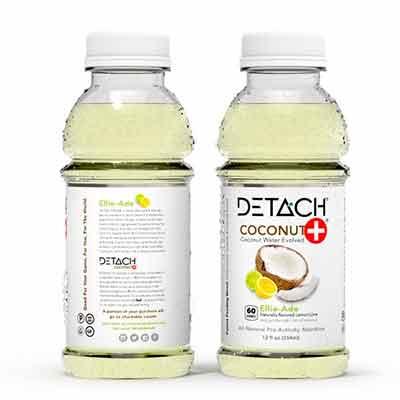 Бесплатный образец кокосовой воды Вetach Сoconut