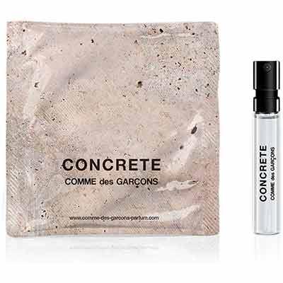 Бесплатный пробник аромата Concrete