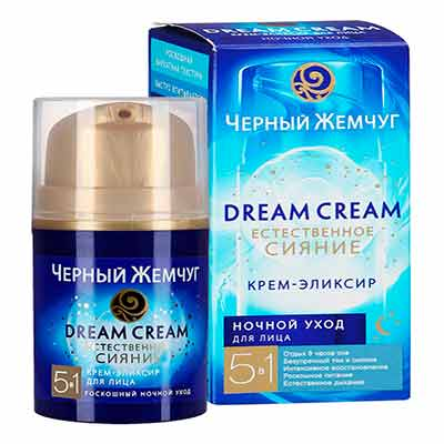 Бесплатный образец крема Dream Cream