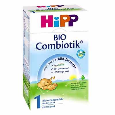 Призы от HiPP