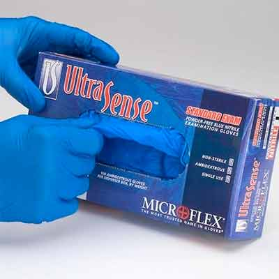 Бесплатные образцы перчаток Microflex