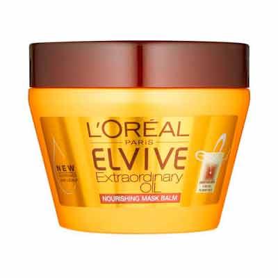 Бесплатный пробник маски для волос Elvive Extrodinary Oil Coconut Mask