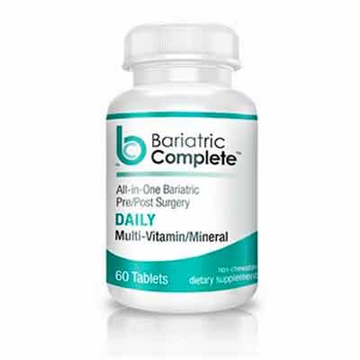 Бесплатные жевательные витамины Bariatric Complete Multivitamin