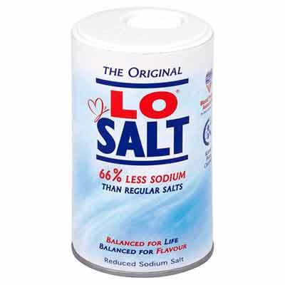 Бесплатные образцы соли LoSalt