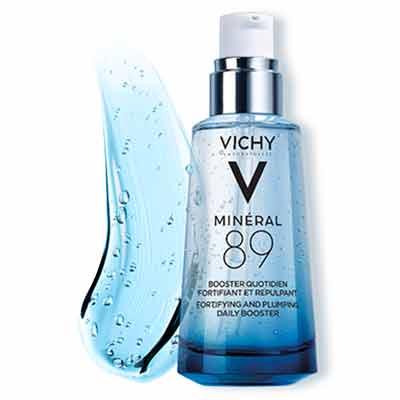 Бесплатная гель сыворотка VICHY Mineral 89
