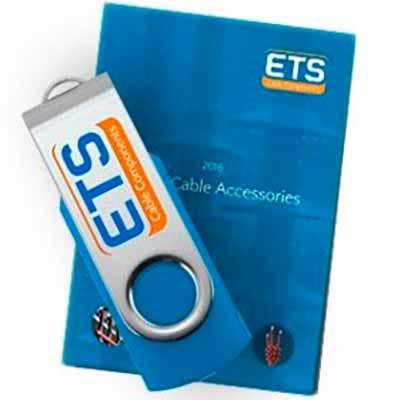 Бесплатная флешка с каталогом ETS Components