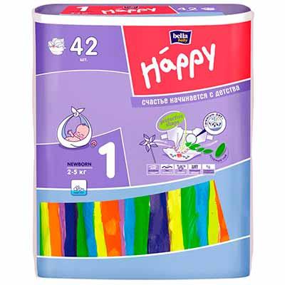 Бесплатные подгузники от Happy
