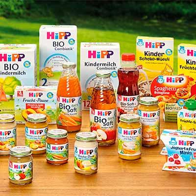 Розыгрыш детского питания HiPP