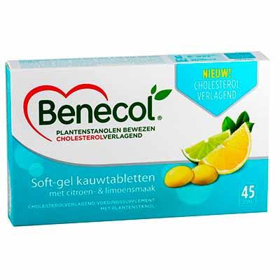 Бесплатная пищевая добавка Benecol для снижения уровня холестерина