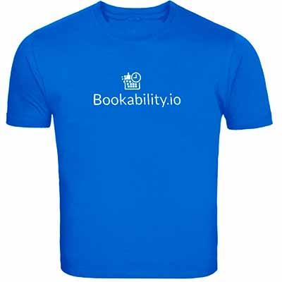 Бесплатная футболка от Bookability