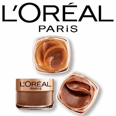 Бесплатный образец скраба от L'Oréal Paris