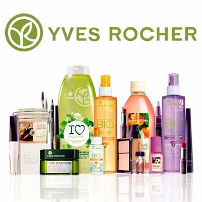 Бесплатный набор косметики Yves Rocher