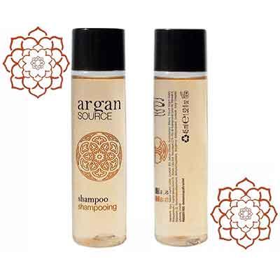 Бесплатный шампунь Argan