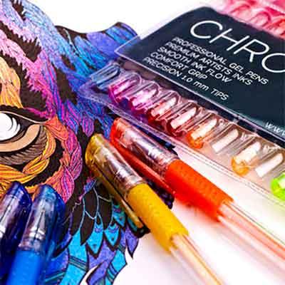 Бесплатные гелевые ручки