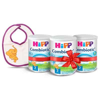Бесплатный набор продукции HiPP