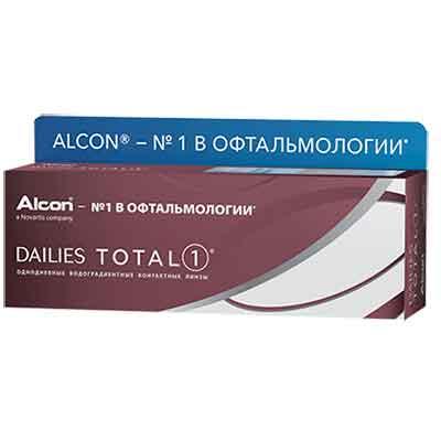 Бесплатные контактные линзы Alcon