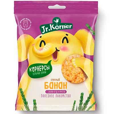 Бесплатные хлебцы Jr.Korner