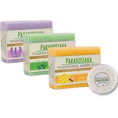 Бесплатное мыло от Paradosiaka