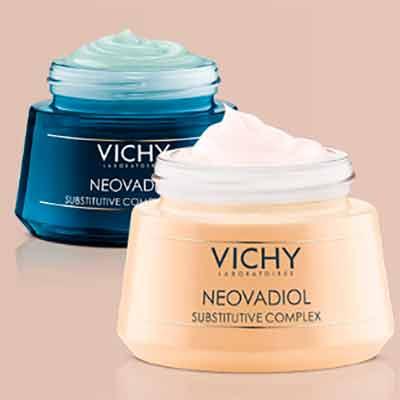 Бесплатные крема Vichy