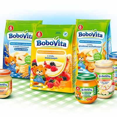 Бесплатное детское питание BoboVita