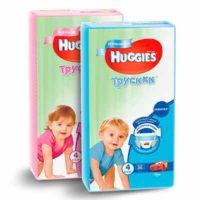 Бесплатное тестирование трусиков Huggies
