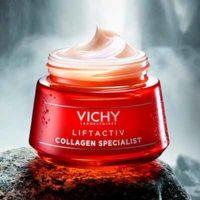 Бесплатный пробник крема Lifactiv от Vichy