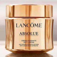 Бесплатный восстанавливающий крем Lancome