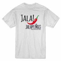 Бесплатная футболка Jala! Jalapenos