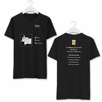Бесплатная футболка от DFS Tour
