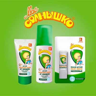 Бесплатный тестирование детских средств от комаров