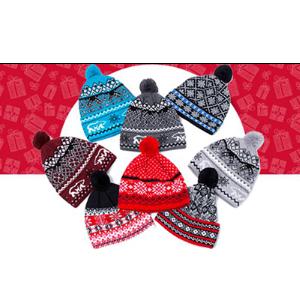Теплая шапка от сети магазинов КАЛЯЕВ