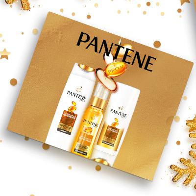 Розыгрыш подарочных наборов Pantene