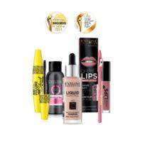 Бесплатное тестирование набора косметики от Eveline Cosmetics