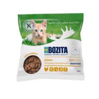 Бесплатные образцы корма для кошек Bozita