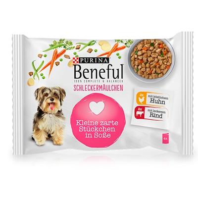 Бесплатный образец собачьего корма Purina Beneful