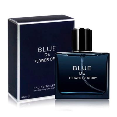 Бесплатный пробник парфюма BLUE De Flower Of Story