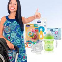 Бесплатное тестирование набора товаров для детей Chicco