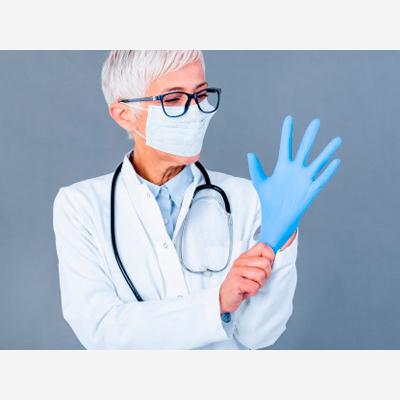 Бесплатные образцы защитных масок и перчаток Cranberry