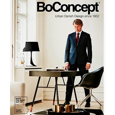 Бесплатный каталог BoConcept