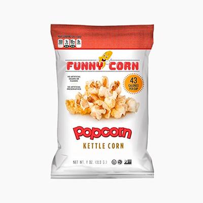 Бесплатный попкорн от Applesed Food