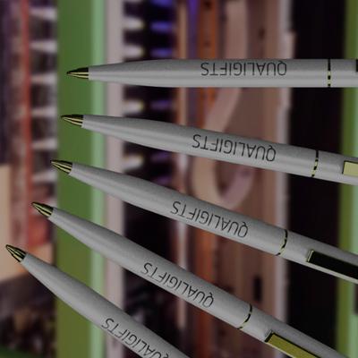 Бесплатная ручка от Qualgifts