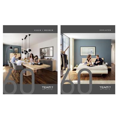 Бесплатные каталоги мебели TEAM 7