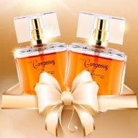Бесплатный пробник аромата Goegeous Perfume